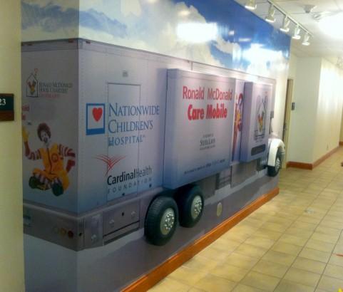 Ronald McDonald House Care Mobile