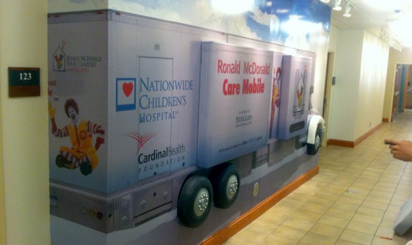 Ronald McDonald House Care Mobile